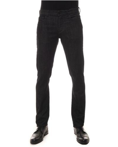 Czarne mom jeans Canali