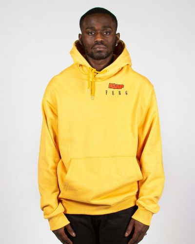 Żółta bluza A$ap Ferg By Platformx