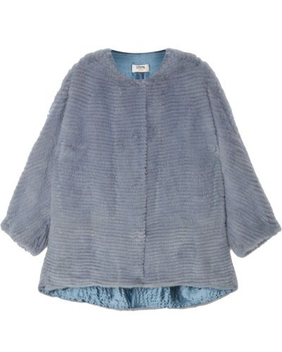 Норковый пиджак с подкладкой Izeta