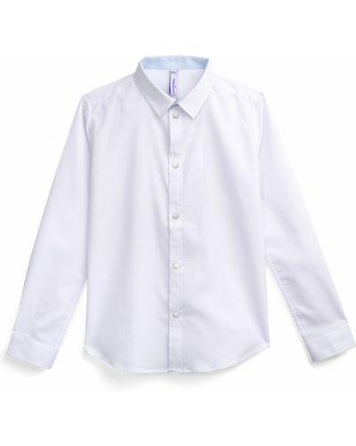 Рубашка на кнопках текстильный School By Playtoday
