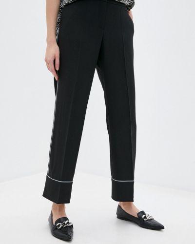 Повседневные черные брюки Boss