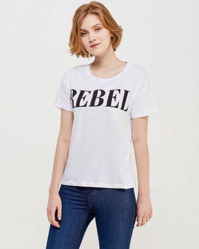 Белая футболка Noisy May