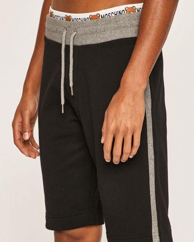 Шорты на резинке с карманами Moschino Underwear