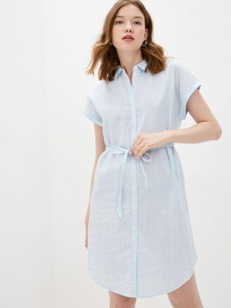 Платье платье-рубашка весеннее Vero Moda