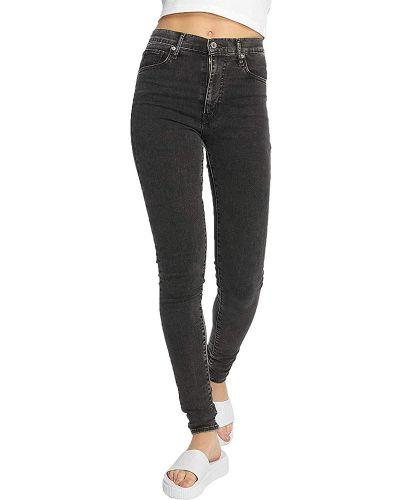 Szare jeansy Levi's