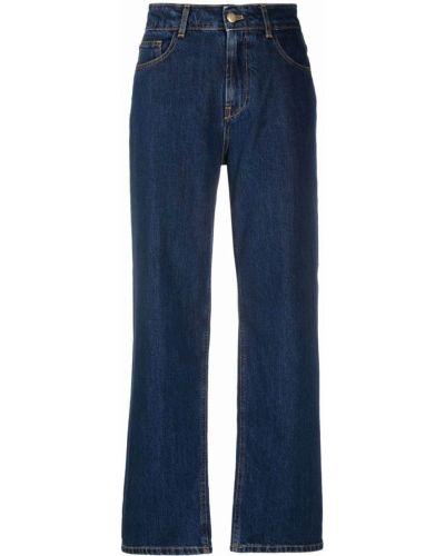 Прямые джинсы классические - черные Lautre Chose