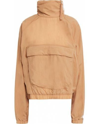 Куртка с капюшоном - оранжевая Reebok X Victoria Beckham
