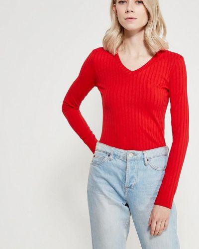 Красный пуловер A-a By Ksenia Avakyan