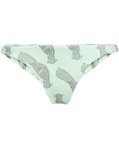 Зеленые бикини стрейч Vix Paula Hermanny