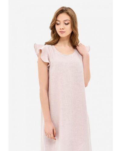 Розовая ночнушка Morandi