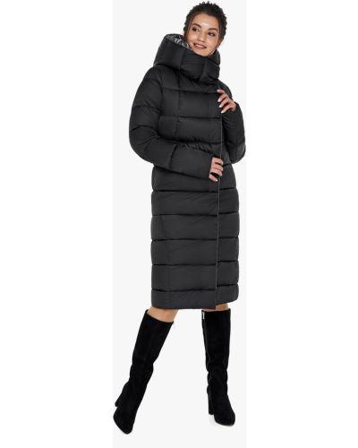 Стеганая куртка - черная Braggart