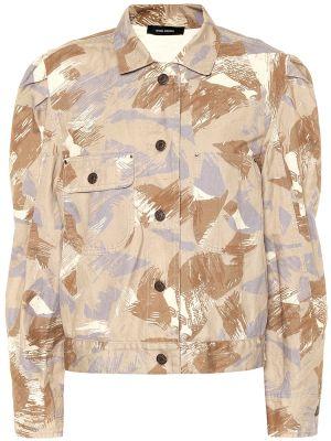 Хлопковая куртка Isabel Marant