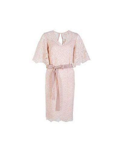 Бежевое платье летнее Vuall
