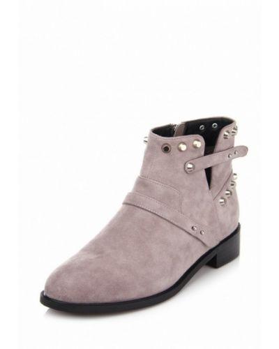 Серые ботинки Ditto