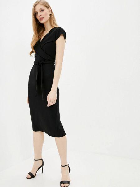 Платье - черное Diane Von Furstenberg