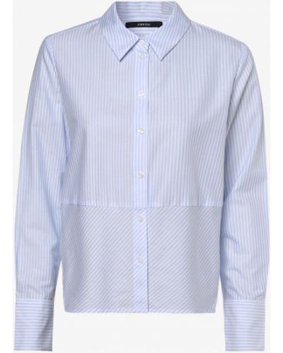 Niebieska bluzka asymetryczna Someday
