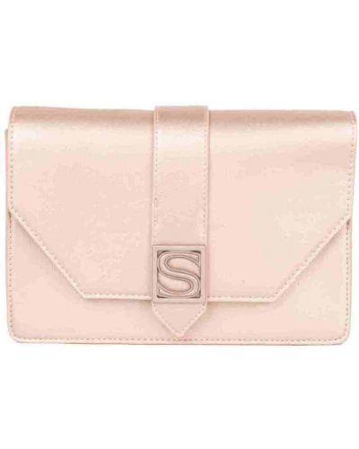 Różowa kopertówka Silvian Heach
