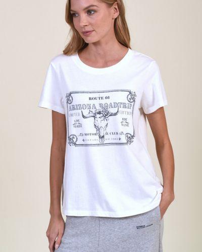 Хлопковая футболка Set