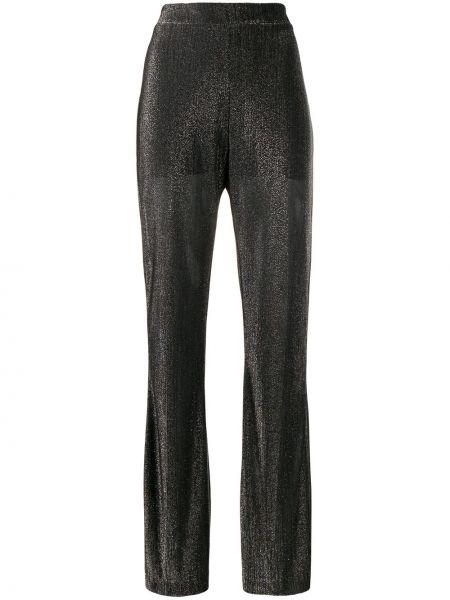 Свободные брюки расклешенные брюки-хулиганы Liu Jo
