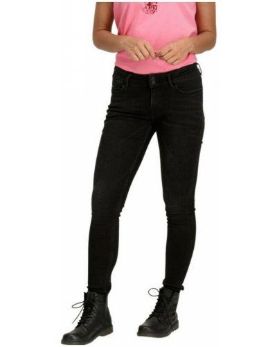 Mom jeans - czarne Garcia