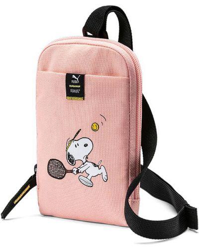 Повседневный розовый кошелек Puma