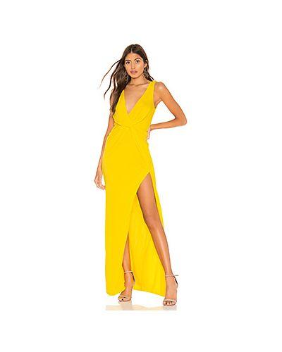 Вечернее платье из вискозы Nbd