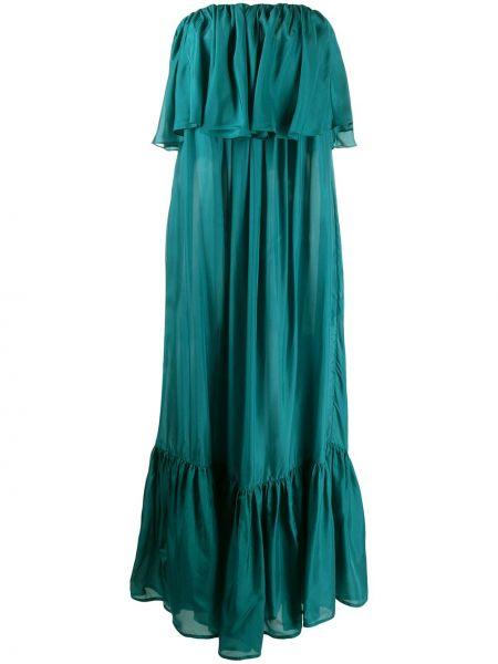 Свободное платье макси Kalita