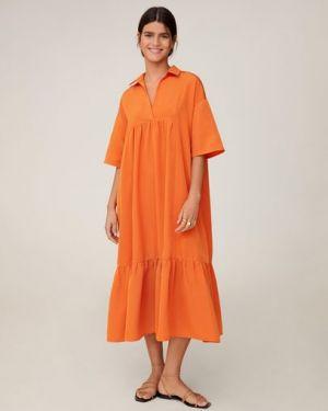 Платье мини миди классическое Mango