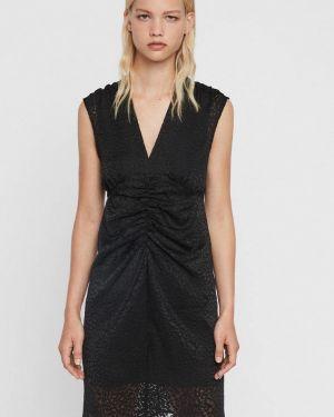 Платье - черное Allsaints