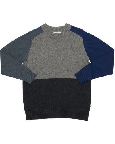 Wełniany sweter Molo