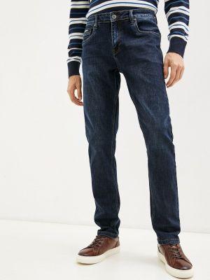 Синие джинсы осенние Mossmore