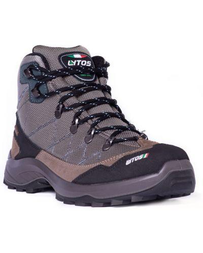 Ботинки трекинговые - серые Lytos