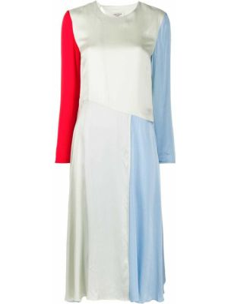 Платье макси длинное - белое Jovonna