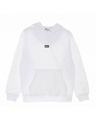 Biała bluza Obey