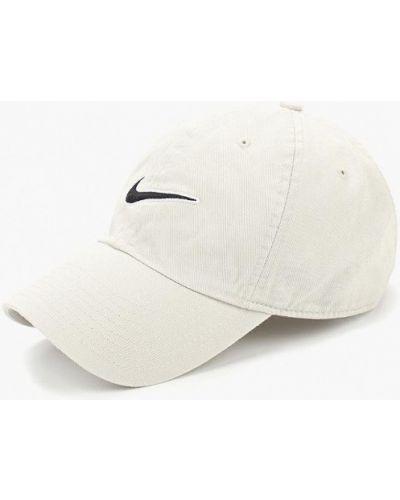 Серая бейсболка 2018 Nike
