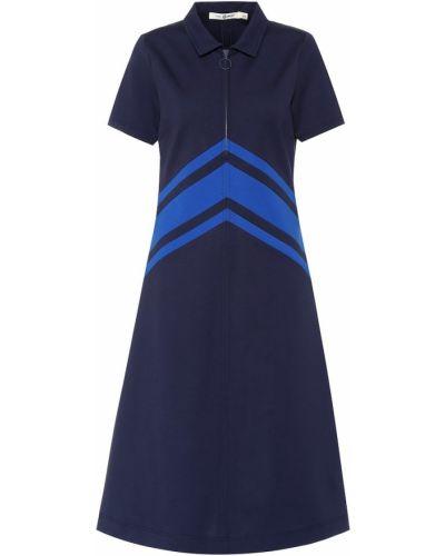 Спортивное платье - синее Tory Sport