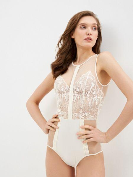 Боди белое Calvin Klein Underwear