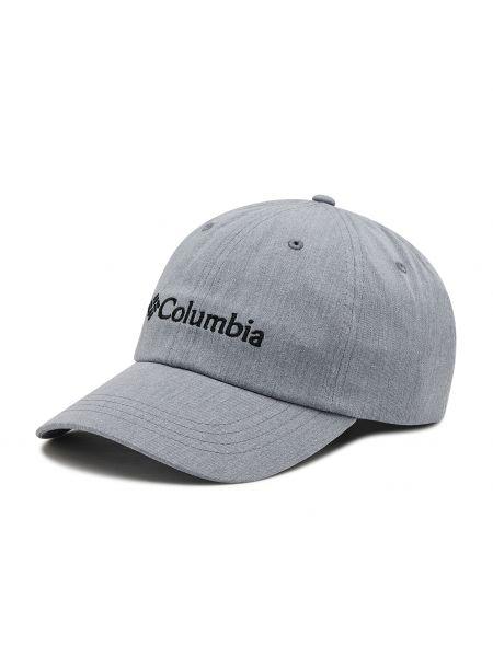 Czapka z daszkiem - czarna Columbia