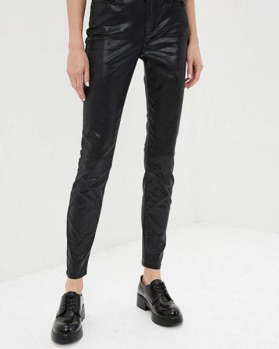 Черные брюки повседневные Karl Lagerfeld