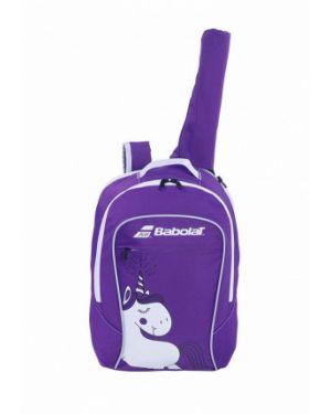 Фиолетовый рюкзак Babolat