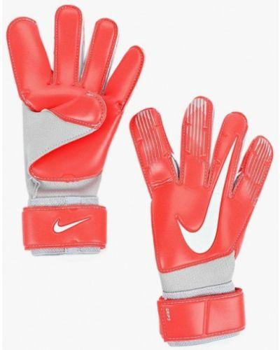 Перчатки красный Nike