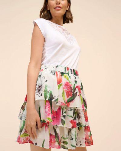 Spódnica z szyfonu Orsay