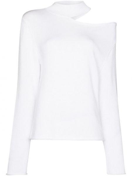 Biała bluza bawełniana Rta