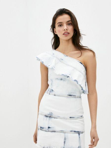 Джинсовое платье - голубое Ice Play