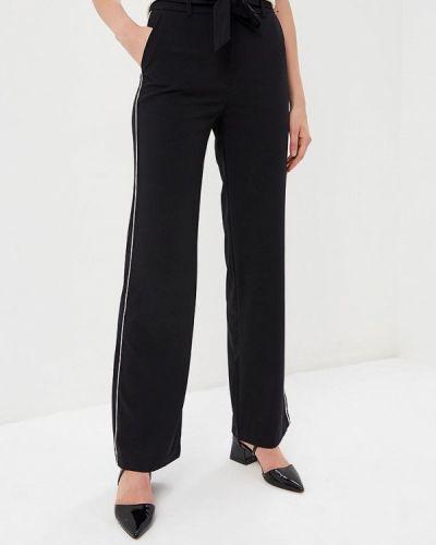 Черные брюки повседневные Sela