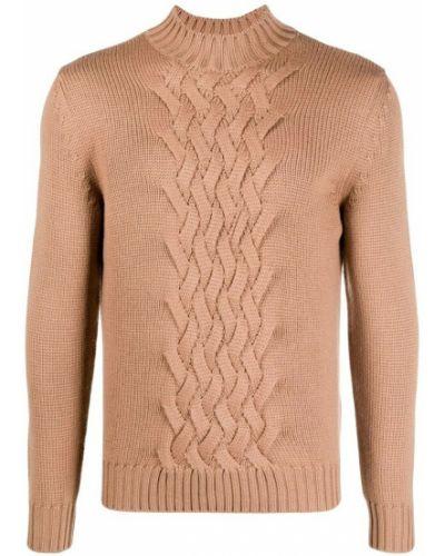 Beżowy sweter Eleventy