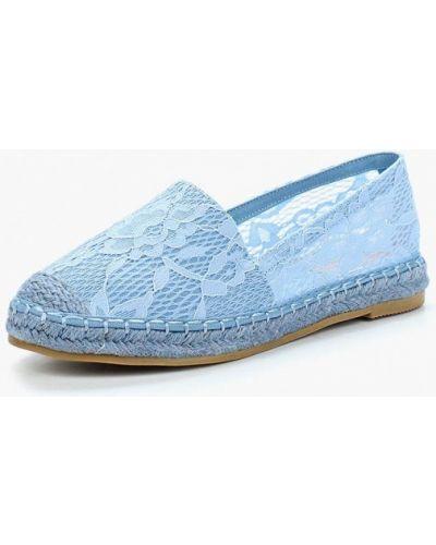 Голубые эспадрильи Sweet Shoes