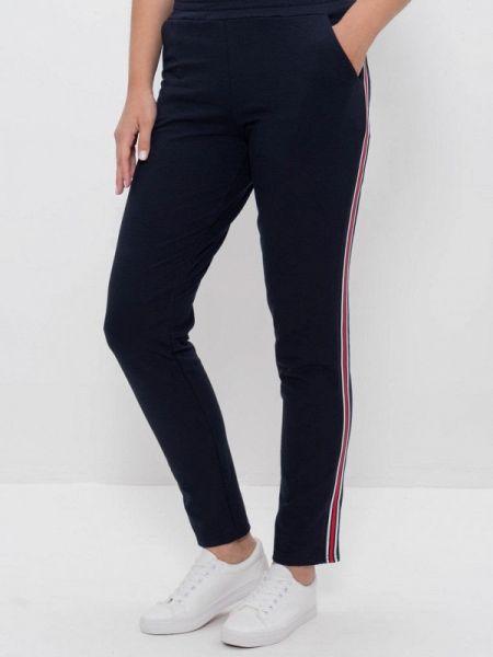 Спортивные брюки синие Cleo