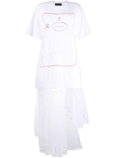 Футбольное платье мини Barbara Bologna