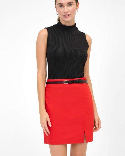 Spódniczka mini - czerwona Orsay